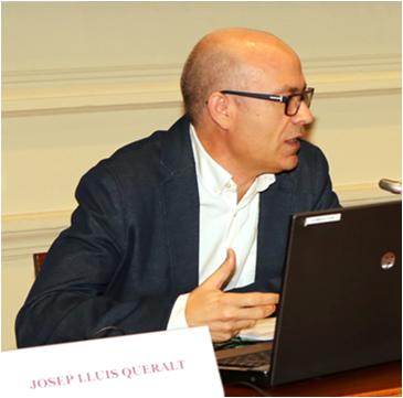 Josep Lluís Queralt_Congrés APDCAT